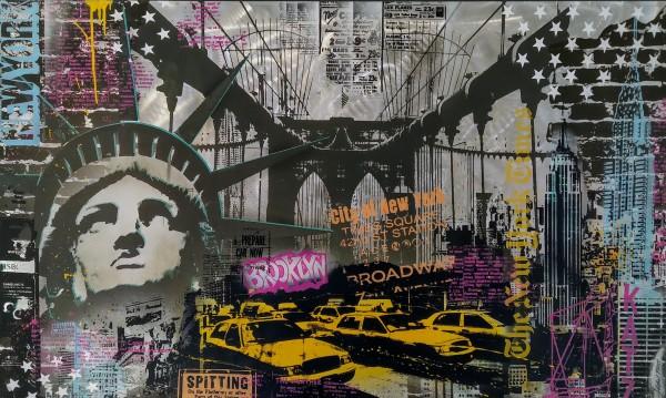 Brooklyn Bridge - MICHEL FRIESS