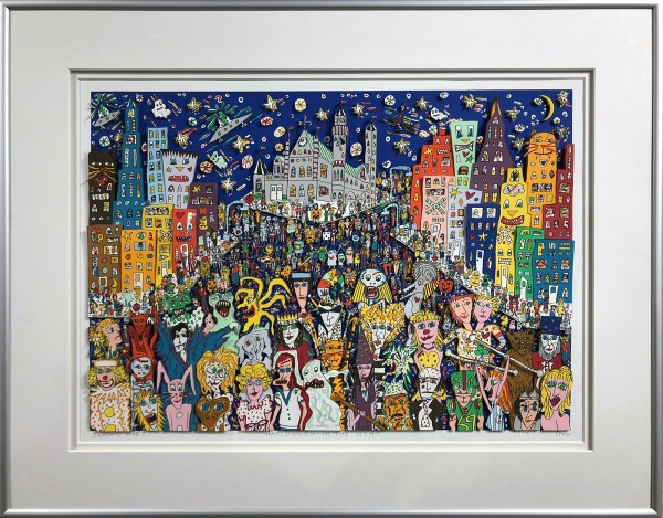 HALLOWEEN IN THE USA (1986) - JAMES RIZZI
