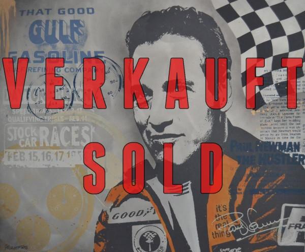 Paul Newman Race - ALUMINIUM - Michel Friess