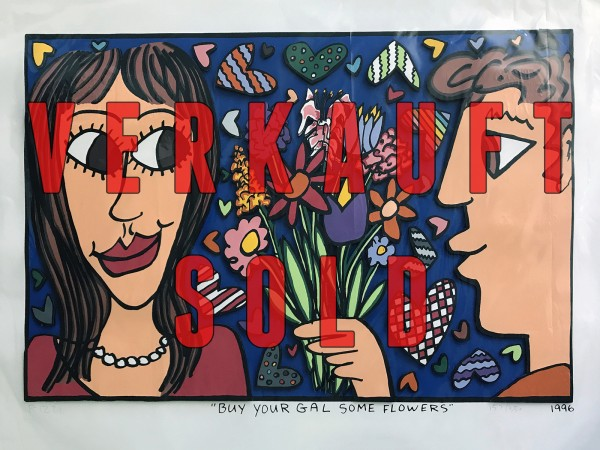 BUY YOUR GAL SOMER FLOWERS (1996) – JAMES RIZZI