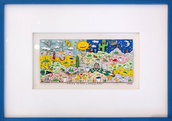 FACES IN THE LANDSCAPE (1995) - JAMES RIZZI