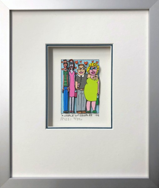 A COUPLE OF COUPLES (2008) - JAMES RIZZI