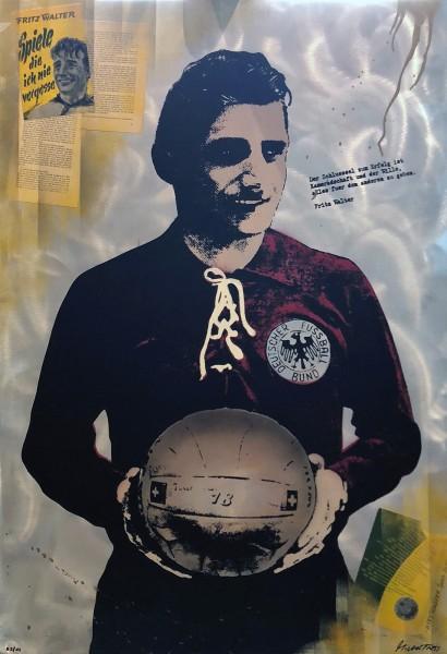 FRITZ WALTER # 9 - MICHEL FRIESS