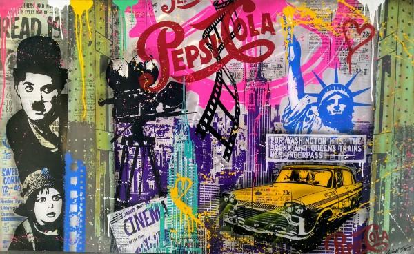 CHAPLIN NYC MOVIE - MICHEL FRIESS