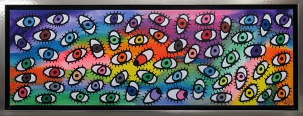 EYE LIKE TO LOOK AT YOU - UNIKAT (2010) - JAMES RIZZI
