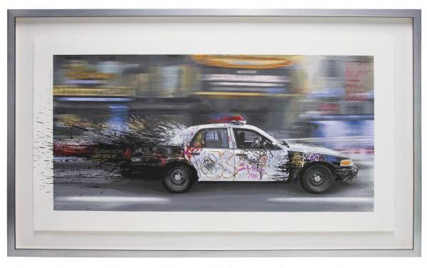 METRO POLISA (PAPER EDITION 2015) - MR.BRAINWASH