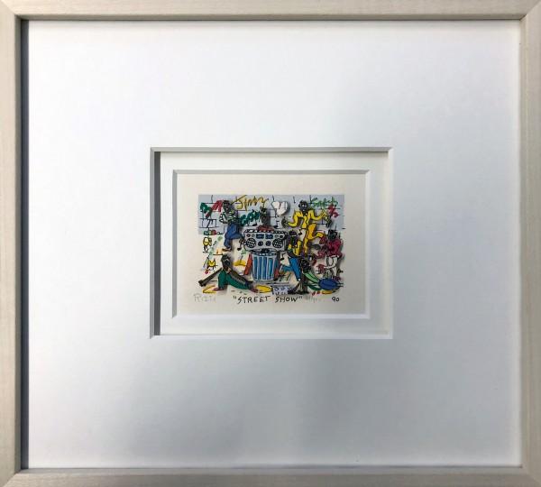 STREET SHOW (1990) - JAMES RIZZI