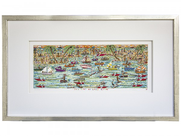 THIS AINT NO LAZY RIVER (1989) - JAMES RIZZI