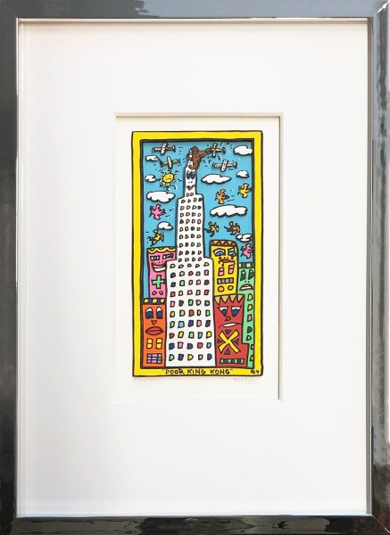 POOR KING KONG (1994) - JAMES RIZZI