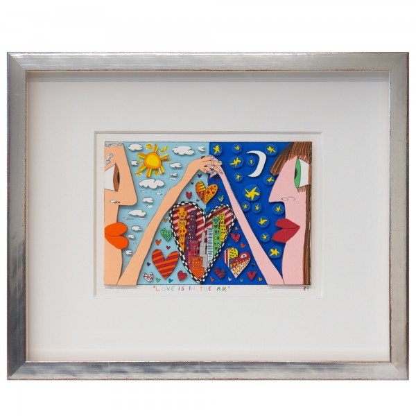 LOVE IS IN THE AIR (1989) - JAMES RIZZI