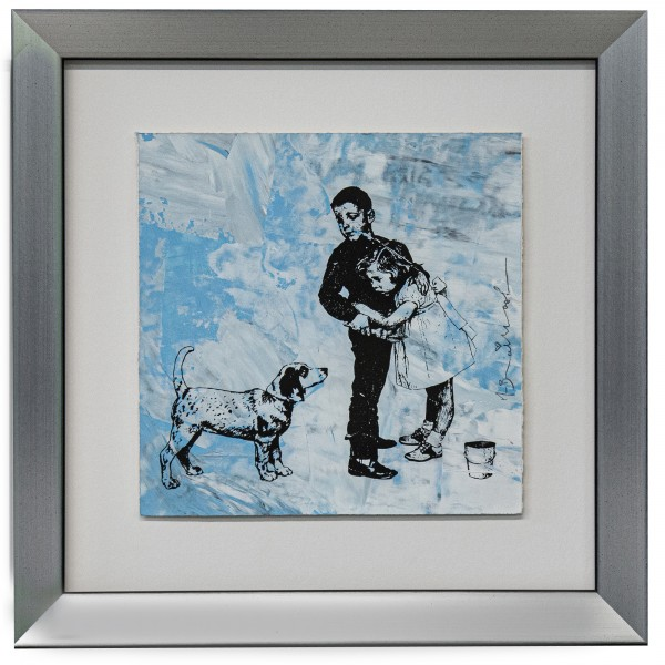 PUP ART (2012) - MR. BRAINWASH