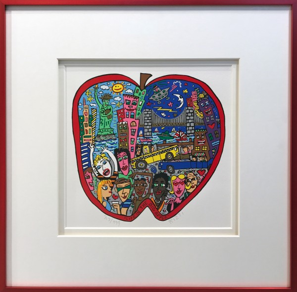 LIFE IN THE BIG APPLE (1992) - JAMES RIZZI + BUCH
