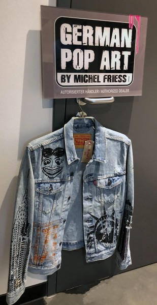 DENIM JACKET - MICHEL FRIESS