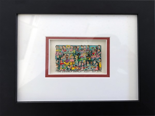 THE BRUNCH BUNCH (2002) A/P - JAMES RIZZI