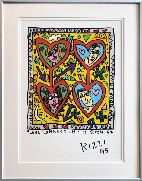 LOVE CONNECTION (1992) - JAMES RIZZI