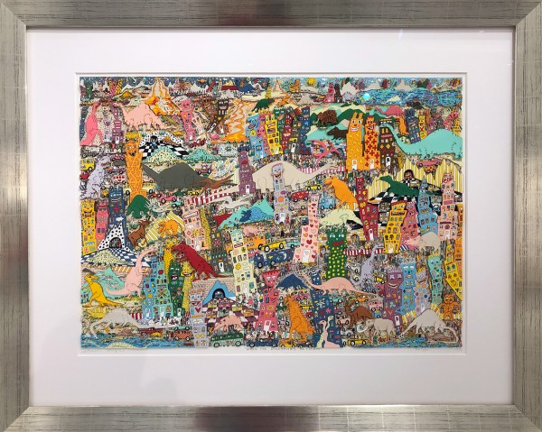 WHEN THE DINOSAURS RETURN (1993) - JAMES RIZZI
