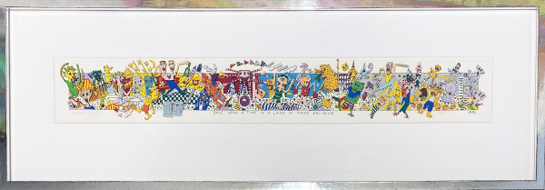 ONCE UPON A TIME IN THE LAND OF MAKE BELIEVE (1992) - JAMES RIZZI