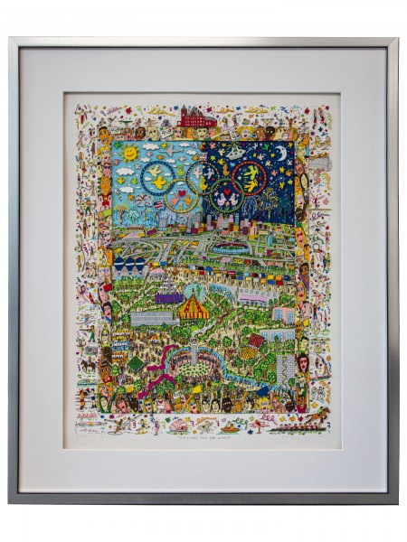 A VILLAGE FOR THE WORLD (1996) - JAMES RIZZI