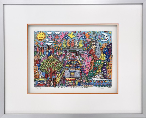 REMEMBER THOSE COOL COAL DAYS (2010) - JAMES RIZZI