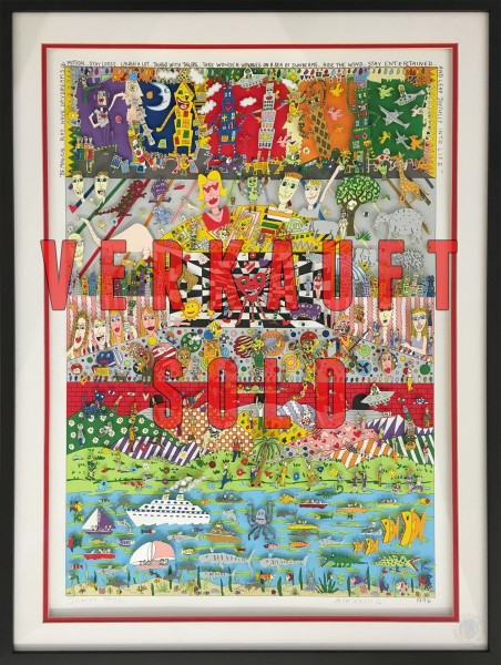 BE MAGICAL (1996) - James Rizzi