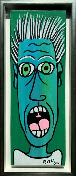 BLUE SCREAM - UNIKAT (2006) - JAMES RIZZI