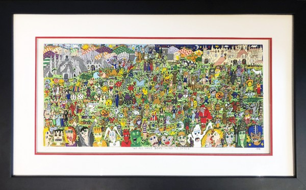 WE ALL HAVE SOMETHING TO OFFER (1998) - JAMES RIZZI