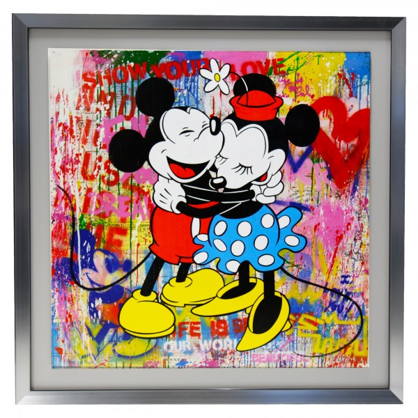 LOVE IS IN THE AIR (2020) - MR. BRAINWASH