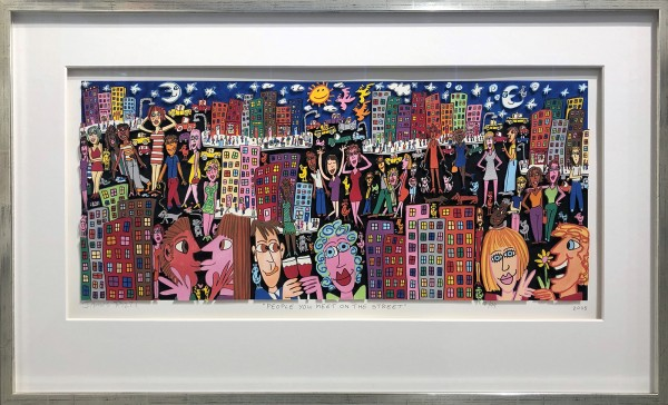 PEOPLE YOU MEET ON THE STREET (2005) - JAMES RIZZI