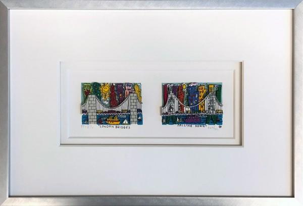 LONDON BRIDGES FALLING DOWN (1990) - JAMES RIZZI