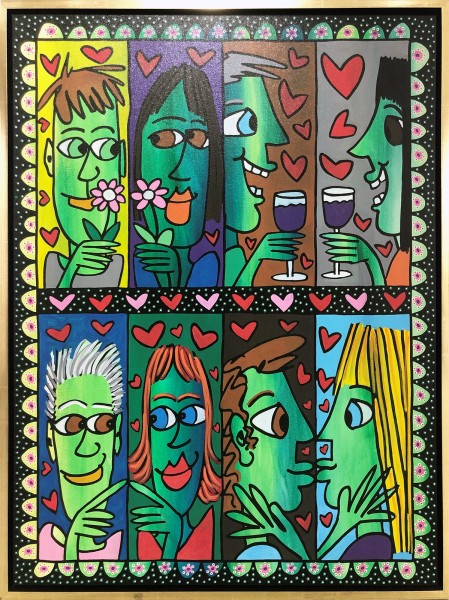 HAPPY TOGETHER - UNIKAT (2008) - JAMES RIZZI