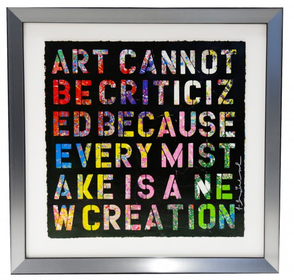 KEEP CREATING (2020) - MR. BRAINWASH