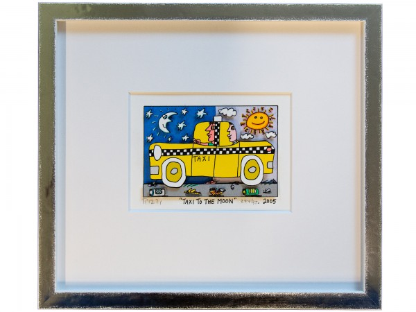 TAXI TO THE MOON (2005) - JAMES RIZZI
