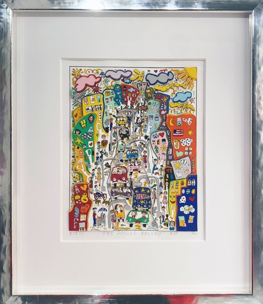 THE PROUD VALLEY (1986) - JAMES RIZZI