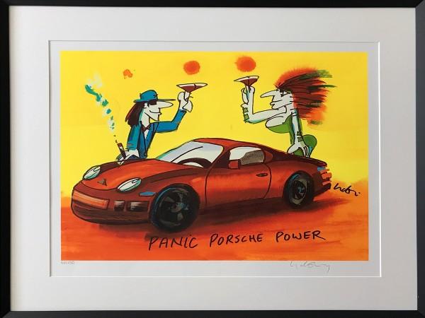 PANIC PORSCHE POWER 61 / 150 - UDO LINDENBERG