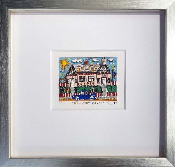 COUNTRY HOUSE (1989) - JAMES RIZZI