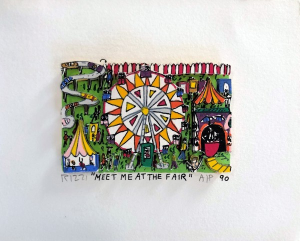 MEET ME AT THE FAIR (1990) - JAMES RIZZI
