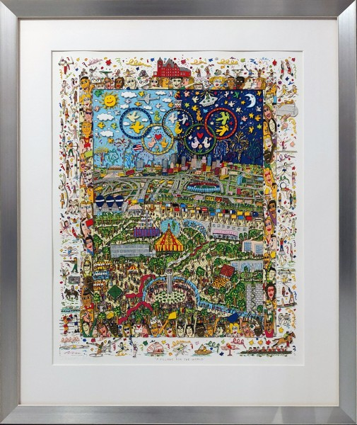 A VILLAGE FOR THE WORLD (1997) - JAMES RIZZI