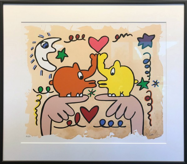 HOMMAGE AN JAMES RIZZI 19 / 200 - OTTO WAALKES