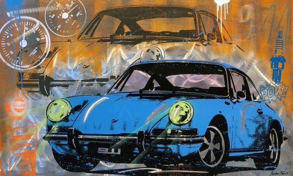 911 LEGEND BLUE - MICHEL FRIESS