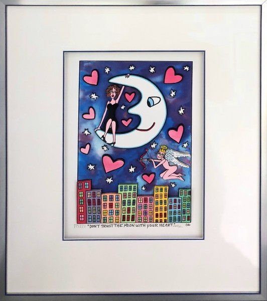 DON'T TRUST THE MOON WITH YOUR HEART (2006) - JAMES RIZZI
