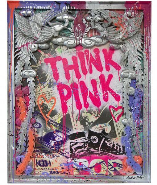 THINK PINK & MY CHUCKS - MICHEL FRIESS