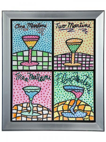 ONE TWO TREE FLOOR MARTINI (2005) - JAMES RIZZI