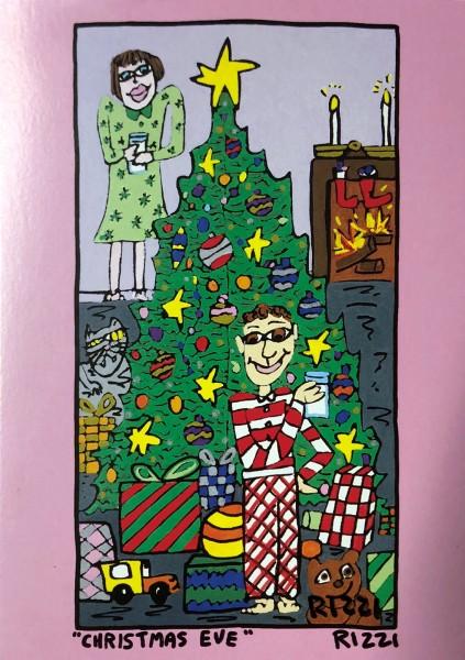 CHRISTMAS EVE (2008) - JAMES RIZZI