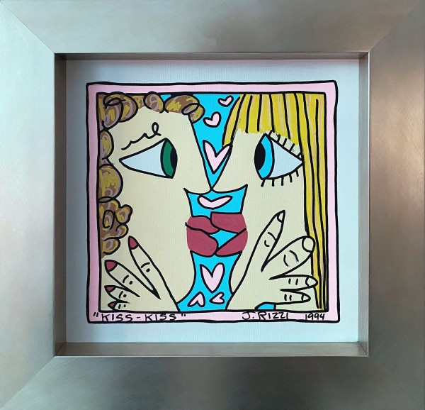 KISS-KISS - UNIKAT (1994) - JAMES RIZZI