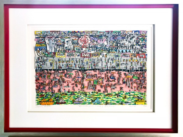 BROOKLYN'S CONEY ISLAND (1982) - JAMES RIZZI