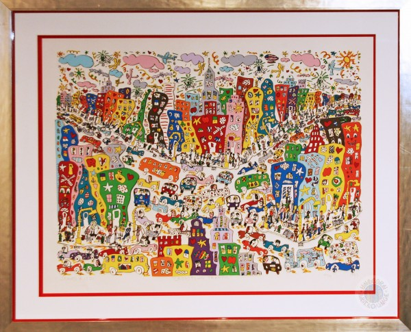 CROSSTOWN TRAFFIC (1983) - JAMES RIZZI