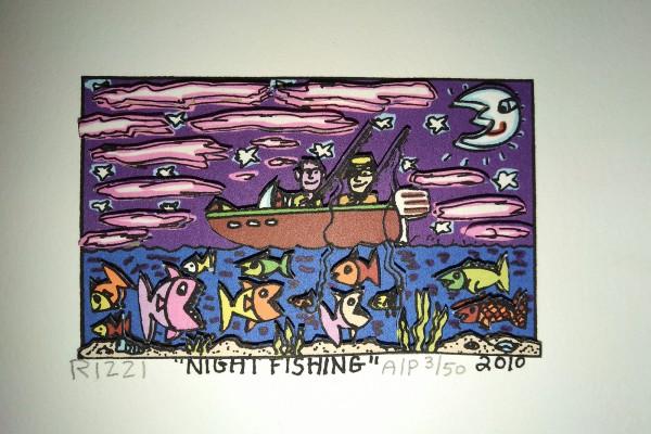 NIGHT FISHING (2010) - JAMES RIZZ